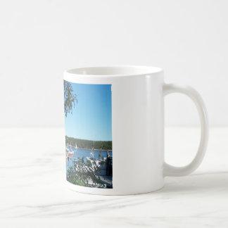 El puerto Maine de Cundy Taza Clásica