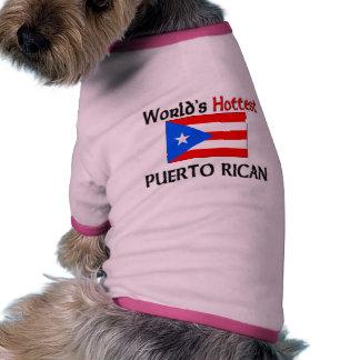 El puertorriqueño más caliente del mundo prenda mascota