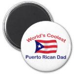 El puertorriqueño más fresco Dadl Imanes Para Frigoríficos