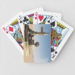 El puesto avanzado baraja de cartas