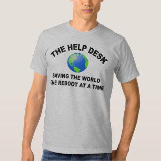 El puesto de informaciones - ahorro del mundo polera