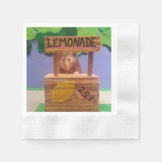 El puesto de limonadas de Baloo Servilleta De Papel