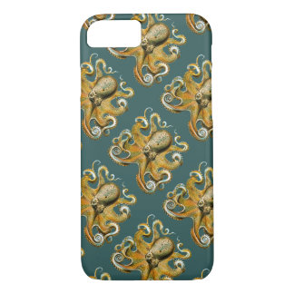 El pulpo de Ernst Haeckel Funda iPhone 7