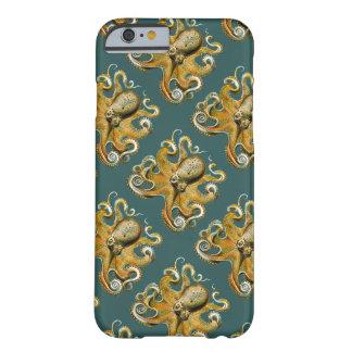 El pulpo de Ernst Haeckel Funda Para iPhone 6 Barely There