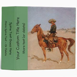 "El Puncher de Federico Remington (1895) Carpeta 2"""