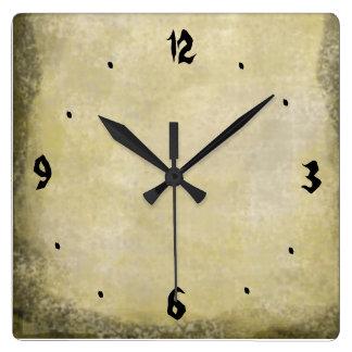El punk antiguo del vapor del reloj de la mirada t