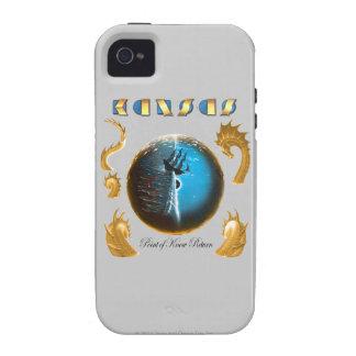 El punto de sabe vuelta Case-Mate iPhone 4 fundas