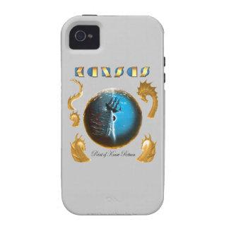El punto de sabe vuelta iPhone 4/4S funda