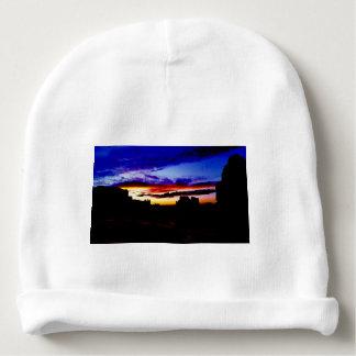 El punto de vista de las montañas de la sal del La Gorrito Para Bebe