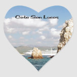 El punto en Cabo San Lucas Colcomanias Corazon