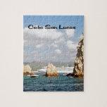 El punto en Cabo San Lucas Puzzle Con Fotos
