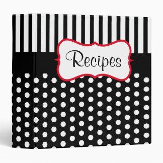 """El punto raya el regalo del libro de cocina del carpeta 1 1/2"""""""