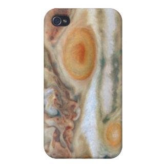 El punto rojo de Júpiter iPhone 4/4S Funda