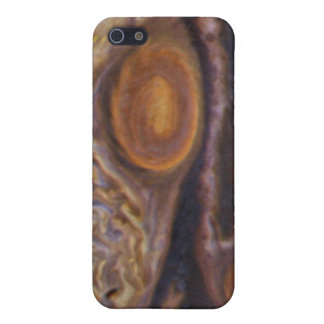 El punto rojo de Júpiter iPhone 5 Carcasa