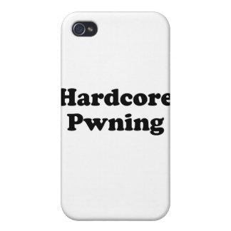El pwning incondicional iPhone 4 cárcasa