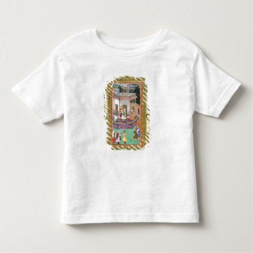 El Qazi, del pequeño álbum de Clive (w/c o opaco T-shirts