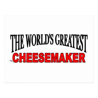 El quesero más grande del mundo postal