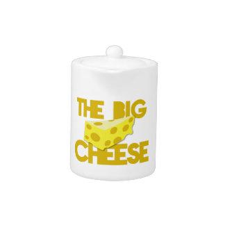 ¡EL QUESO GRANDE el diseño del jefe con queso!