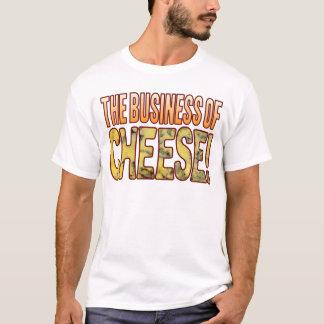 El queso verde del negocio playera