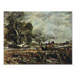 El quid del caballo de John Constable (el mejor Invitacion Personalizada