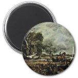 El quid del caballo de John Constable (el mejor Qu Imanes Para Frigoríficos