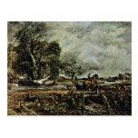 El quid del caballo de John Constable (el mejor Qu Tarjeta Postal