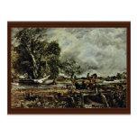 El quid del caballo de John Constable (el mejor Qu Tarjetas Postales