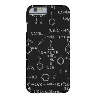 El químico funda de iPhone 6 slim