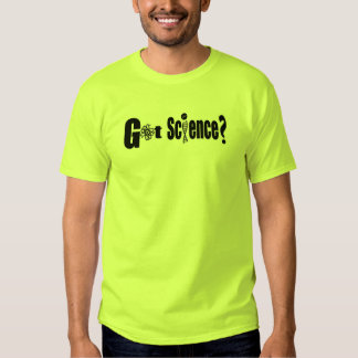 """El quintaesencial """"consiguió ciencia?"""" Camiseta Playera"""
