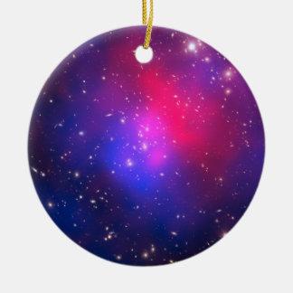 El racimo de Pandora - Abell 2744 Ornamento De Navidad