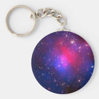 El racimo de Pandora - Abell 2744 galaxias Llavero