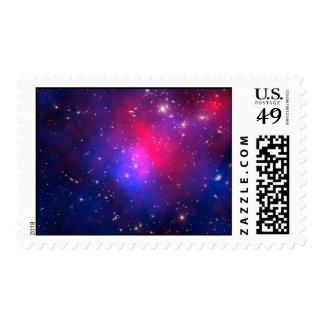 El racimo de Pandora - Abell 2744 galaxias Sello