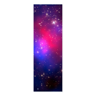 El racimo de Pandora - Abell 2744 galaxias Tarjetas De Visita Mini