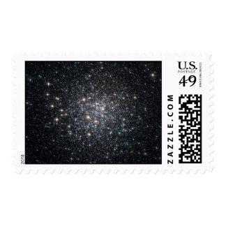 El racimo globular M72 protagoniza el espacio