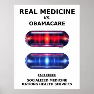El racionar de la atención sanitaria póster