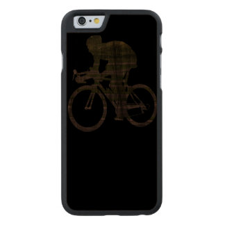 El Rad se divierte las ilustraciones serpentinas Funda De iPhone 6 Carved® Slim De Nogal