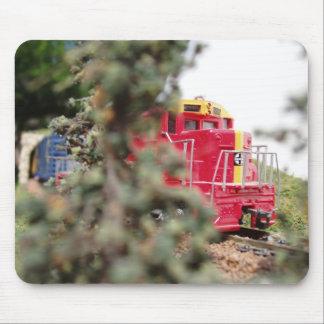 El Railroading fabuloso del modelo Mousepad