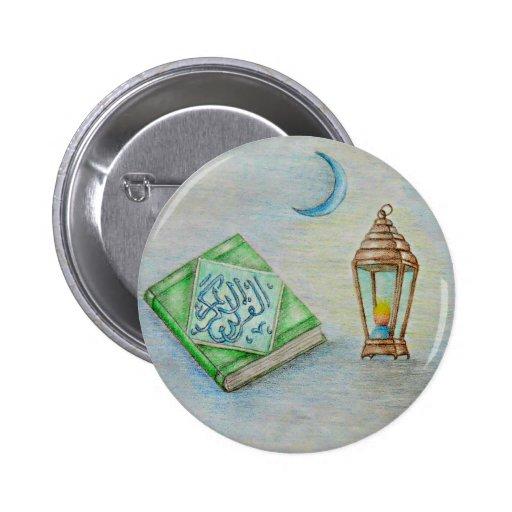 El Ramadán Karim Pin