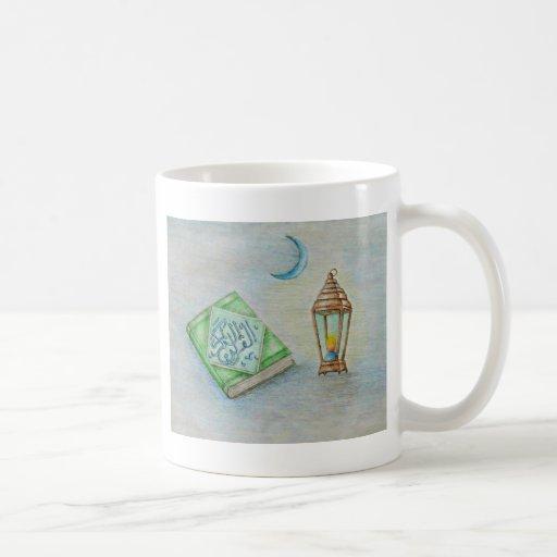 El Ramadán Karim Taza De Café