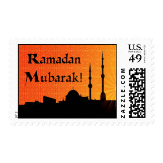 El Ramadán Mubarak Sellos