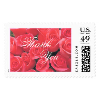 El ramo precioso de los rosas (1A) le agradece Sello
