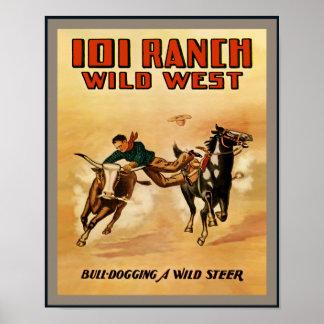 El rancho 101 póster
