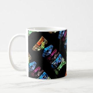 El Randy conocido en 3D se enciende (la Taza De Café