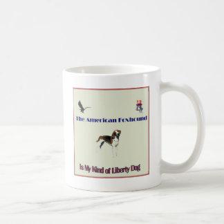 El raposero americano tazas de café