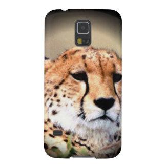 El rasgón del guepardo marca Hakunamatata Carcasa Para Galaxy S5