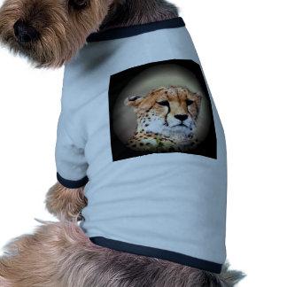 El rasgón del guepardo marca Hakunamatata Camisetas De Mascota