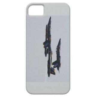 El raspar del cielo de los ángeles azules iPhone 5 fundas