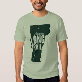 El rastro largo de Vermont enarbola la camiseta de Remeras