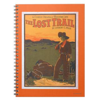 El rastro perdido - vida occidental del drama de notebook