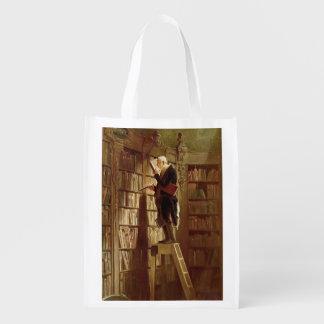 El ratón de biblioteca bolsa de la compra